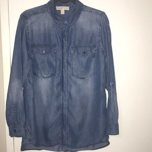 Michael Kors denim top
